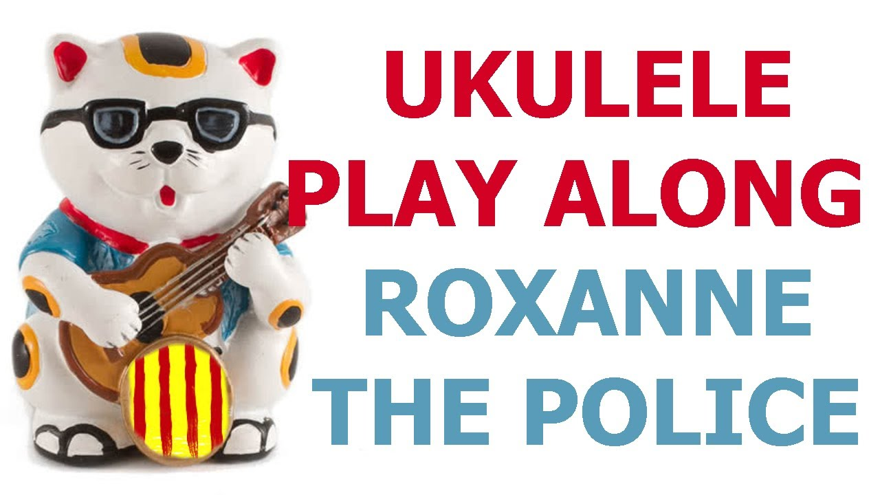 Roxanne the police ukulele and u bass cover play along with roxanne the police ukulele and u bass cover play along with chords and lyrics hexwebz Image collections