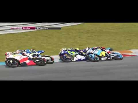 GAME PC MotoGP15 Full Race Brno TV Camera