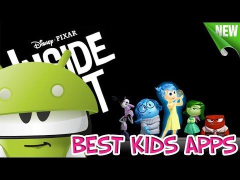 Inside Out Adventure: demo app for android Головоломка Приключение - игра для детей на андроид