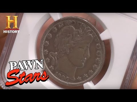 Pawn Stars: Titanic Victim's Coin | History