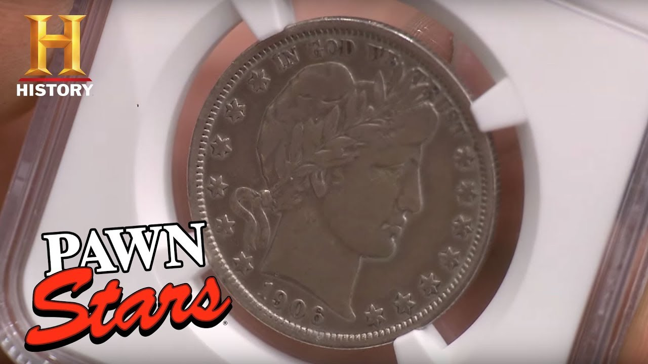 Pawn Stars Titanic Victim S Coin History Youtube