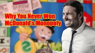 Ex Cop Steals Millions From McDonald's Monopoly Here's How He Did It