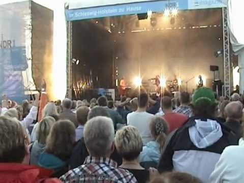 NDR1 Welle Nord Open Air am Deich in Büsum mit Guildo Horn am 07.07.2012 Teil 2