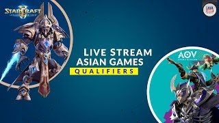 STARCRAFT II - Road To Asian Games - Open Qualifier