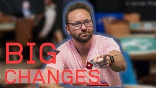 Daniel Negreanu's Week of BIG Announcements!