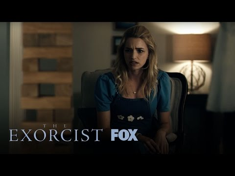 Casey's Mood Changes During A Game Of Jenga | Season 1 Ep. 2 | THE EXORCIST en streaming