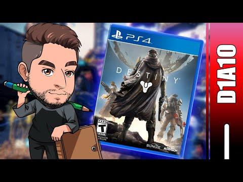 Destiny, el juego de 500 MILLONES!! | D1A10 (Critica y Analisis)
