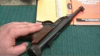 A Small Piece of Americana - Hy-Score Model 800B Air Pistol.