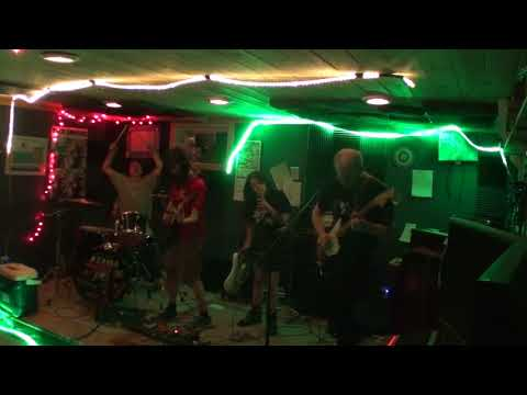 Boy Blunder live at the Century House