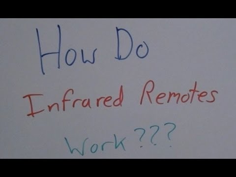 how to clean an infrared remote control