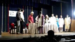 Fourth Year of Sardeshmukh Maharaj Scholarship Award