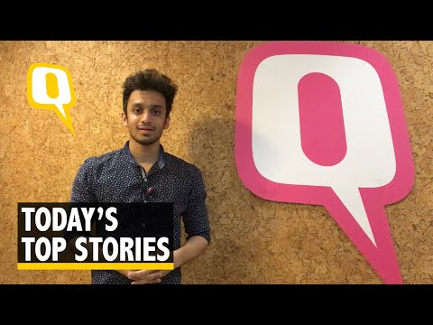 QWrap: Irr Khan Reveals Illness, TDP Breaks Up With BJP & More