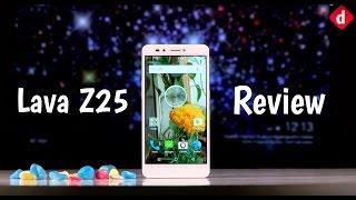 Lava Z25 Full Review | Digit.in