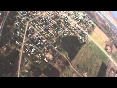 Skydiving Plane Crash View 1