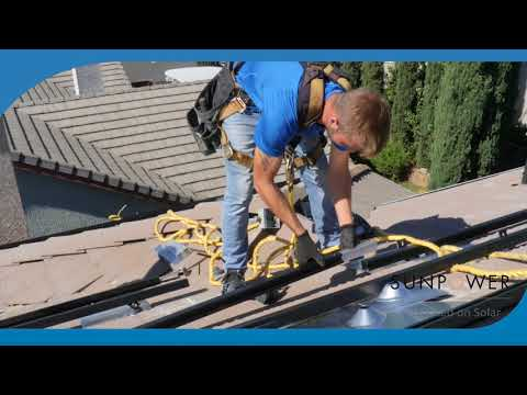 SunPower by Hooked On Solar Installation Rocklin, CA