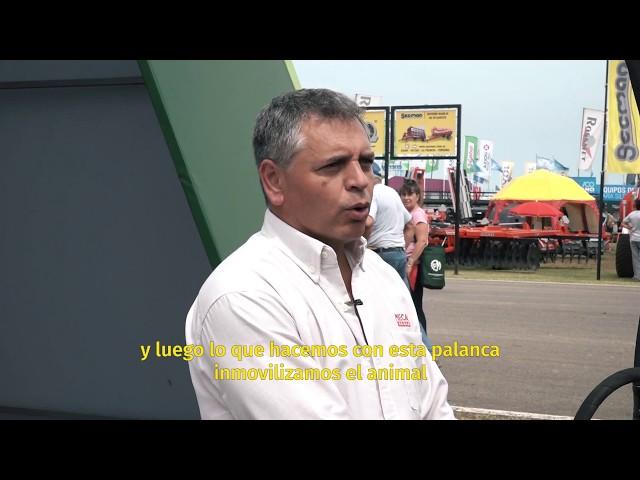 Casilla Hidráulica Mecano Ganadero