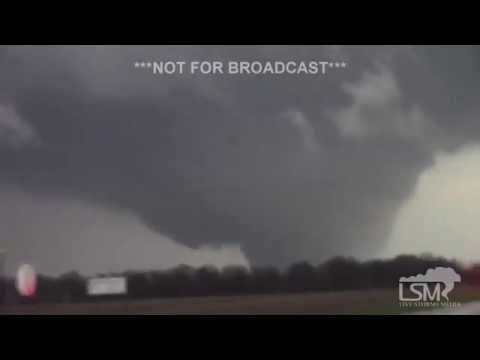 4-9-15 Oregon, Illinois WEDGE Tornado *HD*