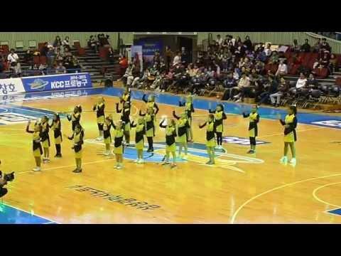 Serene & Sabine Cheerleading - Samsung Thunders