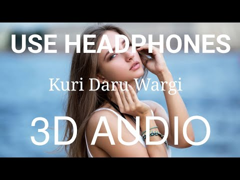 Daru Wargi (3D Audio) - Cheat India | Guru Randhawa , Shreya ,Emraan Hashmi | 3d Punjabi Songs