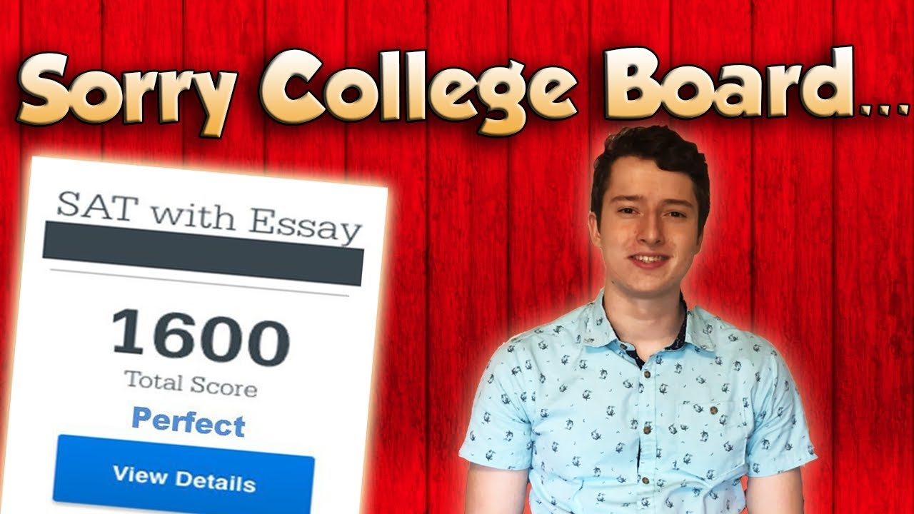 Improve Your SAT Score by 300+ Points | How To Get Perfect on the SAT & ACT (2019)
