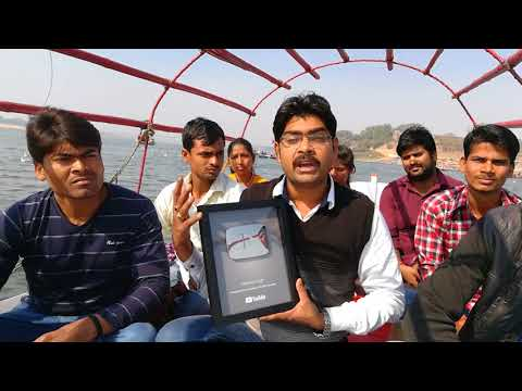 Youtube silver button received (Ert Singh)