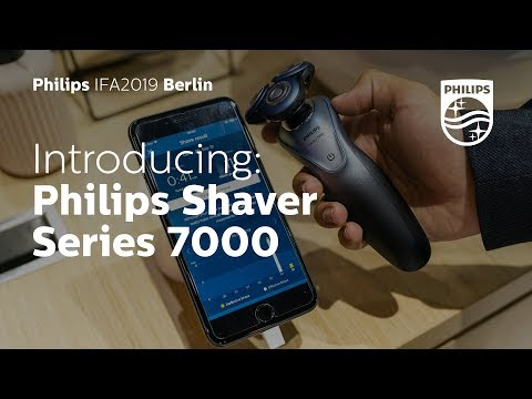 IFA 2019 | Philips Shaver Series 7000