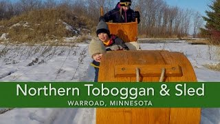 Toboggan - Northern Toboggan and Sled