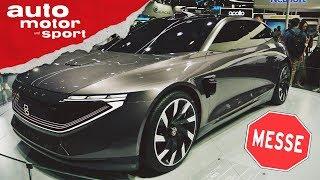 Byton K-Byte Concept: So will China die Autoindustrie aufmischen - CES Asia | auto motor & sport