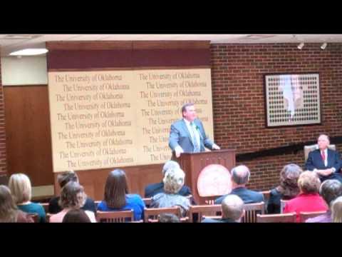 John Raley Discusses Michael Morton Exoneration Case at OU Law