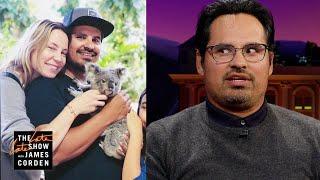 Michael Peña Has Found Harmony with Koalas