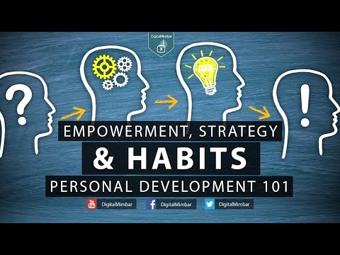 Empowerment, Strategy & Habits | Personal Development 101 - Coach Zubair thumbnail