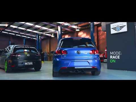 VW MK6 R x Armytrix Variable Exhaust | By Prestige Auto Works Australia