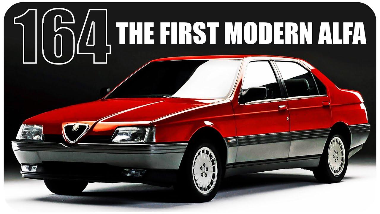The First Modern Alfa
