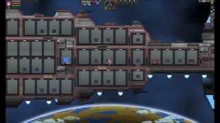 Starbound [Upbeat Giraffe] : All Human Ship upgrade