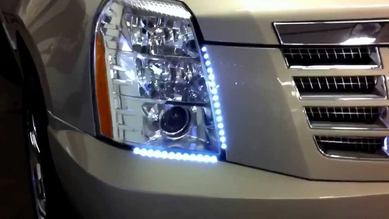 Led Driving Lights Drl From Customradio Com 2007