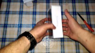 iPhone 6S 64 GB kutu açılımı.
