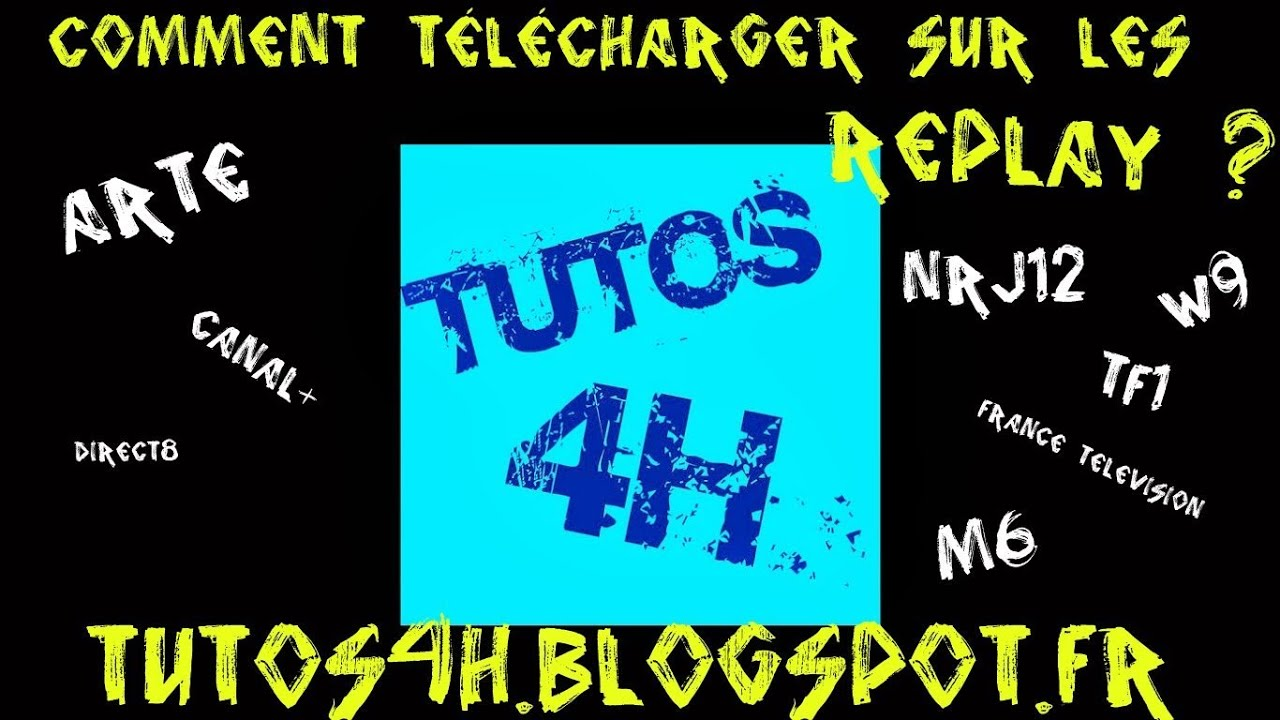 telecharger replay france television