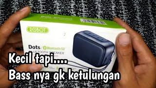 Download Review Speaker Bluetooth Mini Musik Box Robot