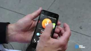 Hands on: Amazon Fire Phone