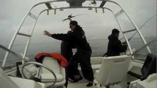 Amazing Monterey Bay Albacore Tuna Action!