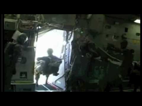 Bad Paratrooper Exits