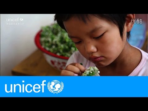 In rural China, an innovative solution to reaching to vulnerable children | UNICEF