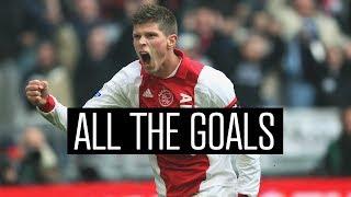 ALL THE GOALS - 100x Huntelaar in de Eredivisie