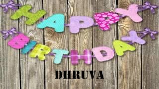 Dhruva   Birthday Wishes
