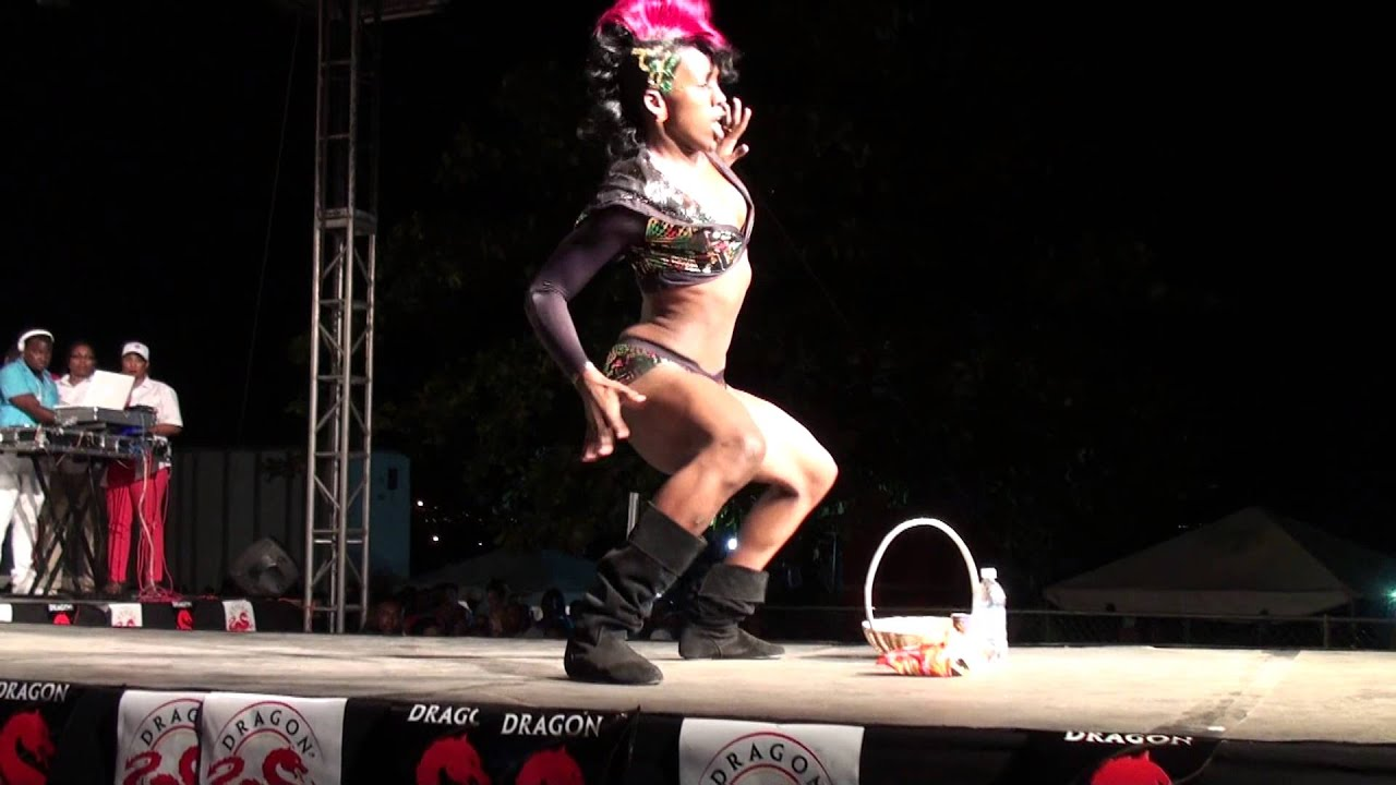dancehall queen A single street vendor (audrey reid) gets revenge upon enemies (paul campbell, pauline stone-myrie).