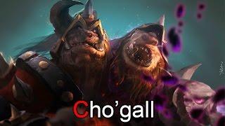 World of Warcraft el Lore de Chogall por Dange