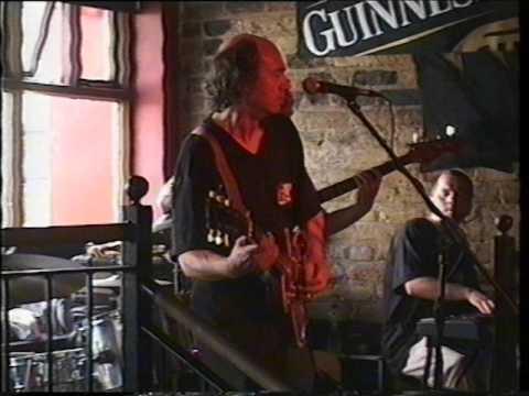 1999 Guinness Blues Festival. Feat. Brian Downey, Joe Staunton, Peter Fitzpatrick & Jimmy Lambert