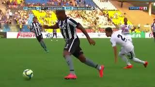 Lances de Vinícius Tanque - reforço do Atlético Goianiense
