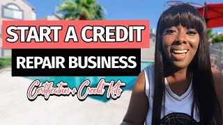 Welcome To My Chaฑnel   Credit Coach   Start A Credit Repair Business   Become Certified Credit Kits