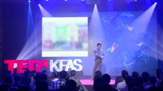 What Makes Some Brains More Focused Than Others? | Marvin Chun | TEDxKFAS
